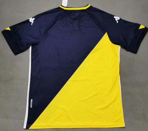 Thai Version AS Monaco 20/21 Away Soccer Jersey
