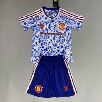 Manchester United 20/21 Kids Joint Edition Soccer Jersey and Short Kit