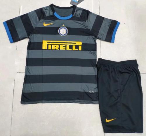 Inter Milan 20/21 Third Soccer Jersey and Short Kit