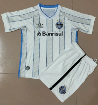 Gremio 2020 Away Soccer Jersey and Short Kit