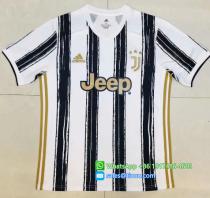 Thai Version Juventus 20/21 Home Soccer Jersey