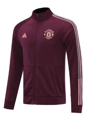 Manchester United 20/21 Training Jacket C2107