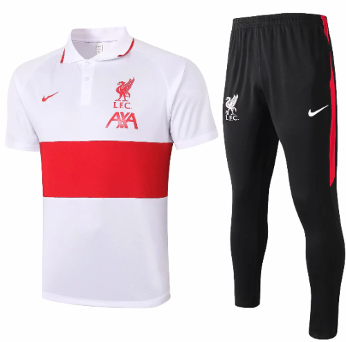 Liverpool 20/21 Polo and Pants - C600
