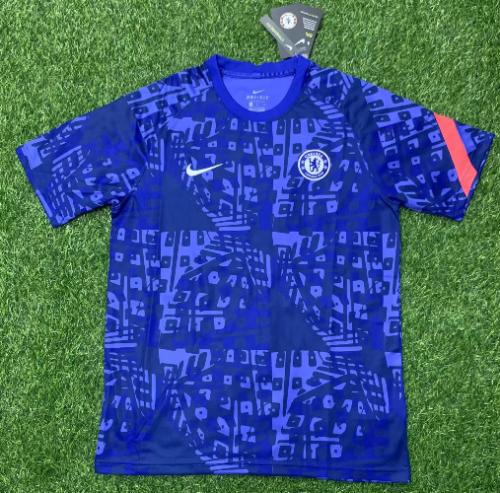 Thai Version Chelsea 20/21 Training Jersey