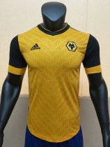 Player Version Wolverhampton Wanderers 20/21 Home Authentic Jersey