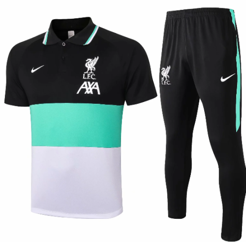 Liverpool 20/21 Polo and Pants - C598