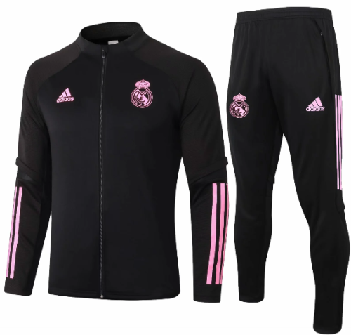 Real Madrid 20/21 Jacket and Pants - A405