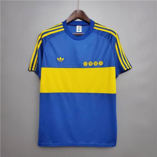 Boca Juniors 1981 Home Retro Jersey