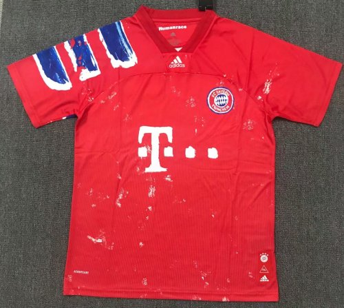 Thai Version Bayern Munich 20/21 Joint Edition Soccer Jersey