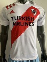 Player Version River Plate 2020 Home Authentic Jersey