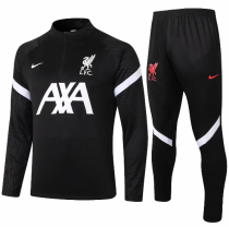 Liverpool 20/21 Soccer Training Top and Pants -B435