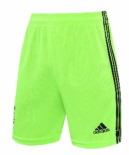 Thai Version Ajax 20/21 Goalkeeper Soccer Shorts