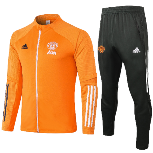 Manchester United 20/21 Jacket and Pants - A355