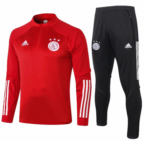 Ajax 20/21 Soccer Training Top and Pants-#B421