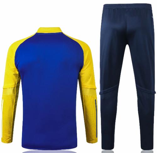Boca Juniors 20/21 Jacket and Pants-A375