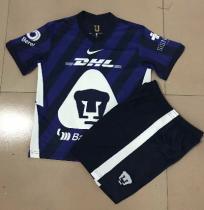 Pumas UNAM 20/21 Away Soccer Jersey and Short Kit