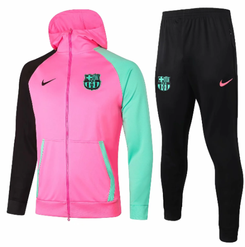 Barcelona 20/21 Hoodie and Pants -F284