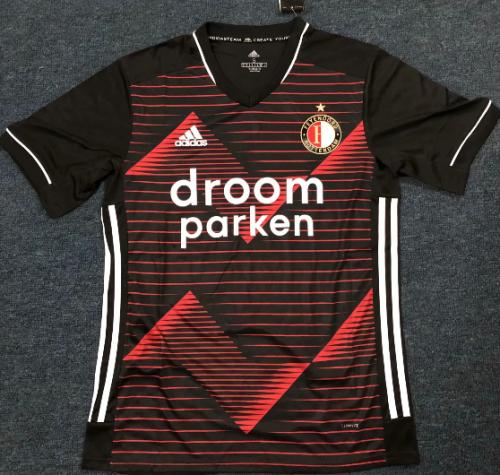 Thai Version Feyenoord Rotterdam 20/21 Away Soccer Jersey