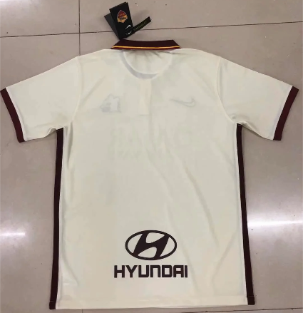 Thai Version AS Roma 20/21 Away Soccer Jersey