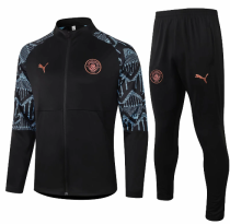 Manchester City 20/21 Jacket and Pants - A378