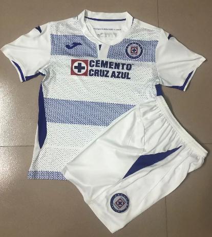 Cruz Azul 20/21 Away Soccer Jersey and Short Kit
