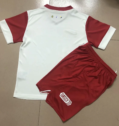 Utrecht 20/21 Kids Home Soccer Jersey and Short Kit