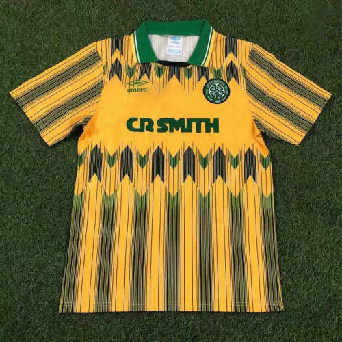 Celtic 1989-1991 Away Retro Jersey