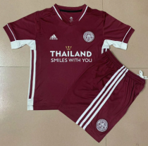 Leicester City 20/21 Kids Third Soccer Jersey and Short Kit