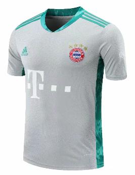 Thai Version Bayern Munich 20/21 Goalkeeper Soccer Jersey
