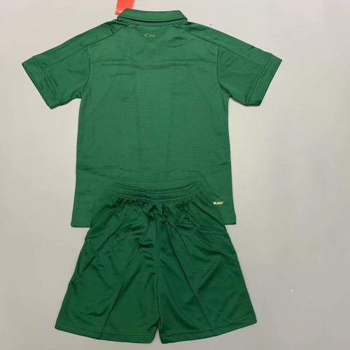 Ireland 2020 Kids Home Soccer Jersey and Short Kit