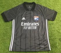 Thai Version Olympique Lyonnais 20/21 Away Soccer Jersey