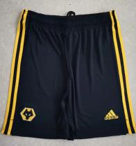Thai Version Wolverhampton Wanderers F.C. 20/21 Home Soccer Shorts