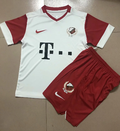 Utrecht 20/21 Home Soccer Jersey and Short Kit