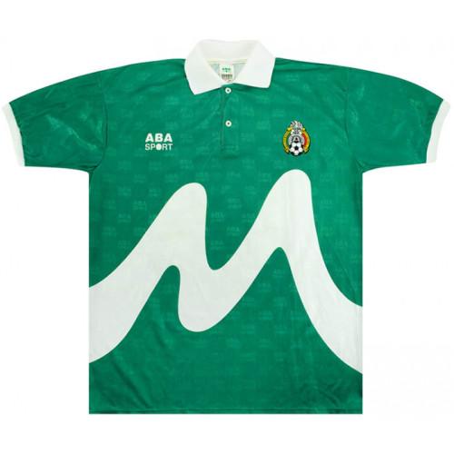 Mexico 1995 King Fahd Cup Home Retro Jersey