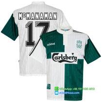 Liverpool 1995-96 McManaman Away Retro Jersey