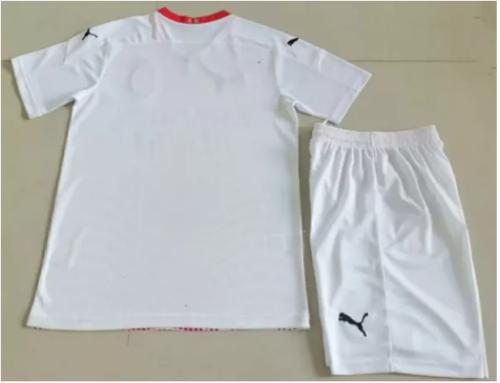 AC Milan 20/21 Away Soccer Jersey and Short Kit