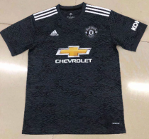 Thai Version Manchester United 20/21 Away Soccer Jersey
