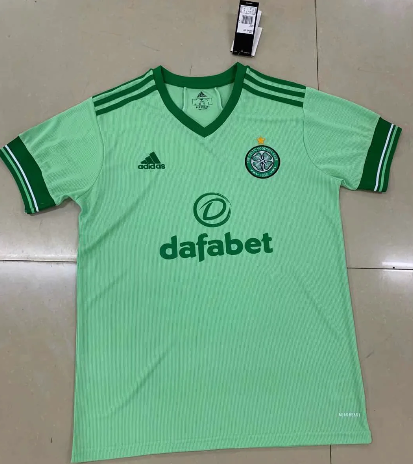 Thai Version Celtic 20/21 Away Soccer Jersey