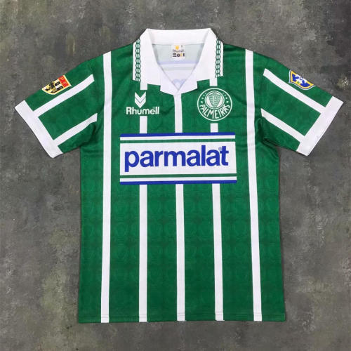 Palmeiras 1993-1994 Home Retro Jersey