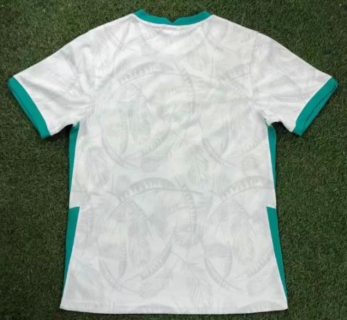 Thai Version Saudi Arabia 2021 Home Soccer Jersey