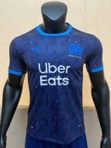 Player Version Olympique Marseille 20/21 Away Authentic Jersey