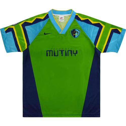 Tampa Bay Mutiny 1996-1997 Home Retro Jersey