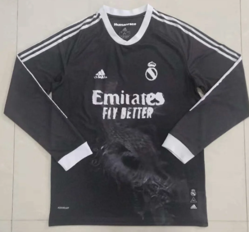 Thai Version Real Madrid 20/21 Joint Edition LS Soccer Jersey
