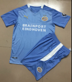 Eindhoven 20/21 Kids Away Soccer Jersey and Short Kit