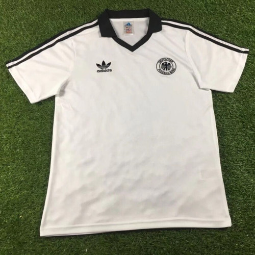 West Germany 1980 Home Retro Jersey