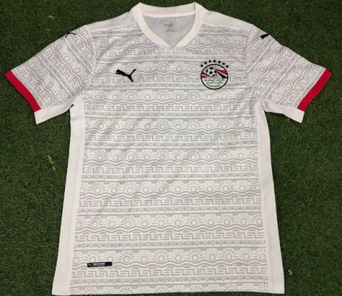 Thai Version Egypt 2020 Away Soccer Jersey