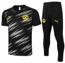 Borussia Dortmund 20/21 Training Jersey and Pants C563