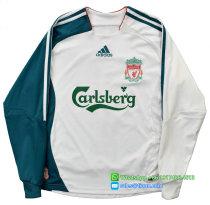 Liverpool 2006-07 Third Retro Football L/S Jersey