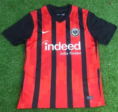 Thai Version Eintracht Frankfurt 20/21 Home Soccer Jersey