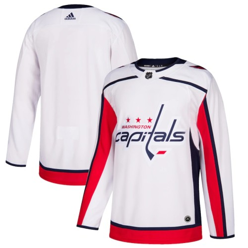 Men's White Away Team Jersey